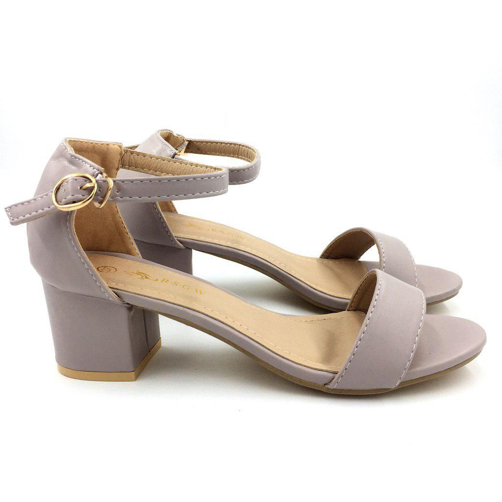 d2e542b5a Womens Heel Shoes. 94503 items found in Heels. Korean sandals block heel  RL311