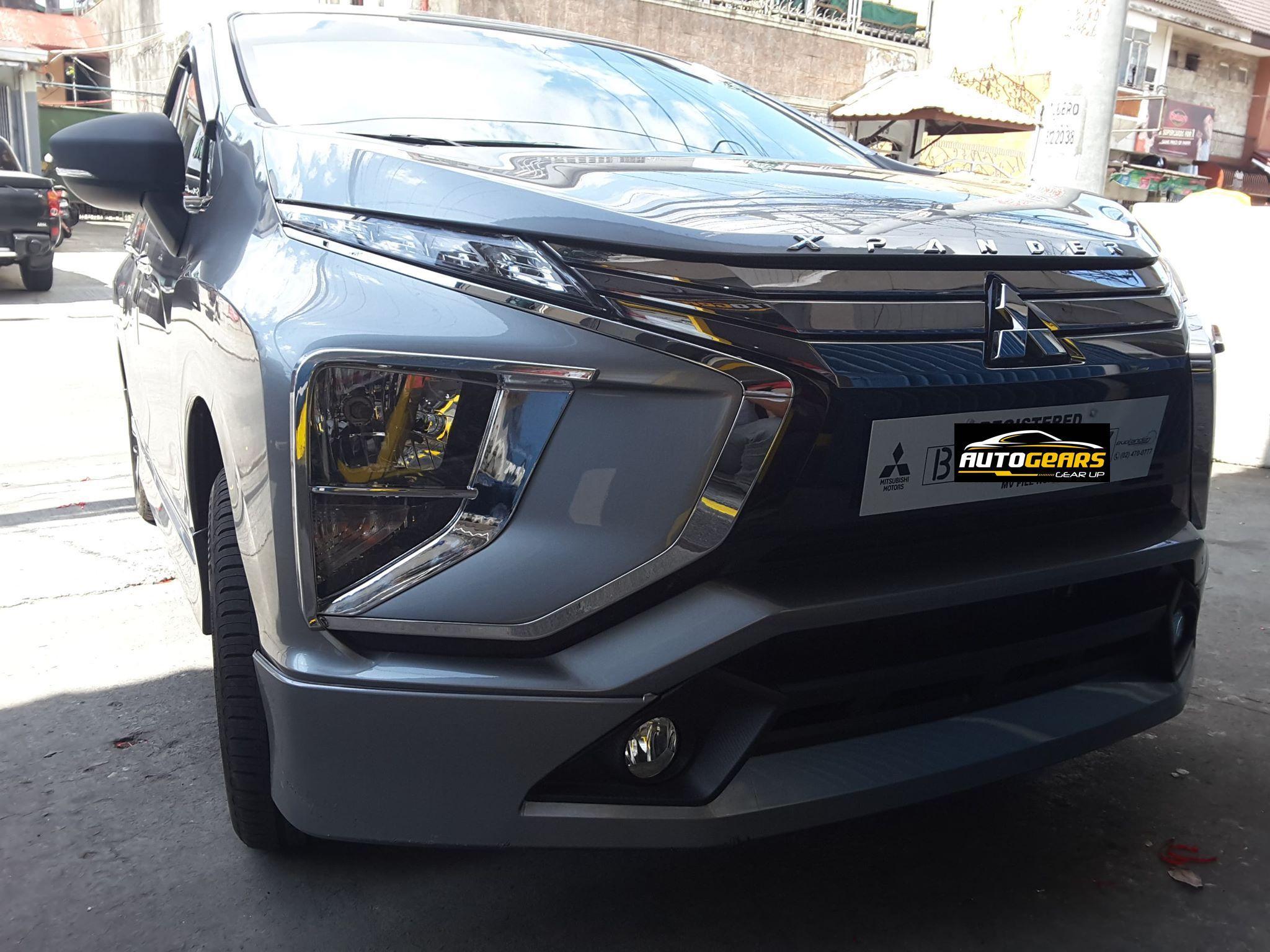 Mitsubishi Xpander Hood Emblem (Chrome)
