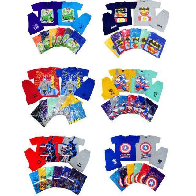 Lowest Price Assorted Terno Kids( 1-6 Yrs Old ) By Alex107.