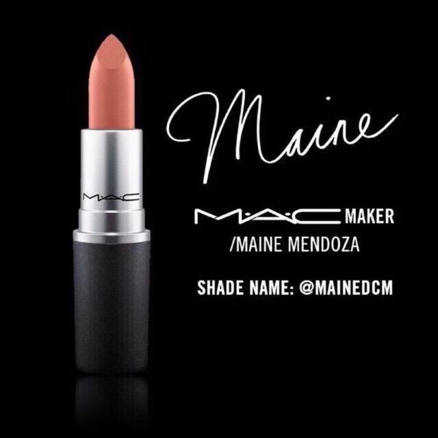 Maker Maine Mendoza Lipstick Philippines