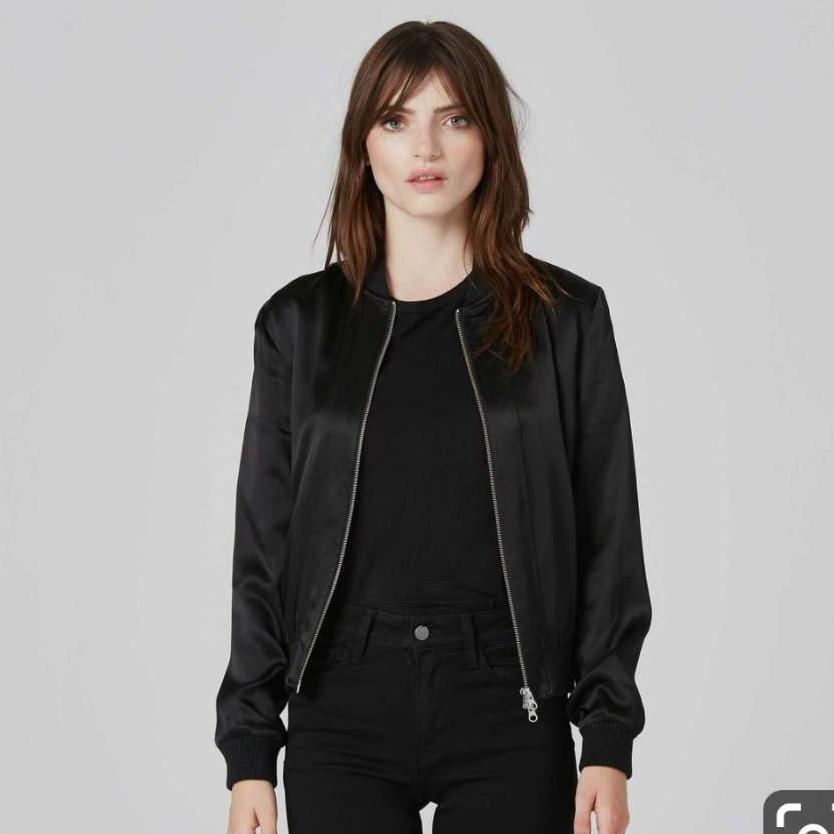 a9363e3e0dd Bomber Jacket for Women for sale - Womens Bomber Jacket Online Deals ...