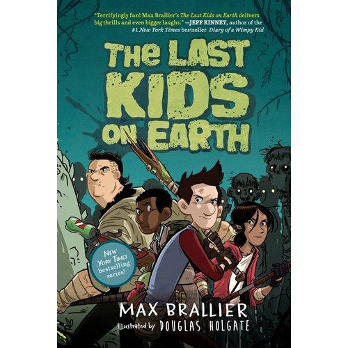 The Last Kids On Earth By Mediaholics.