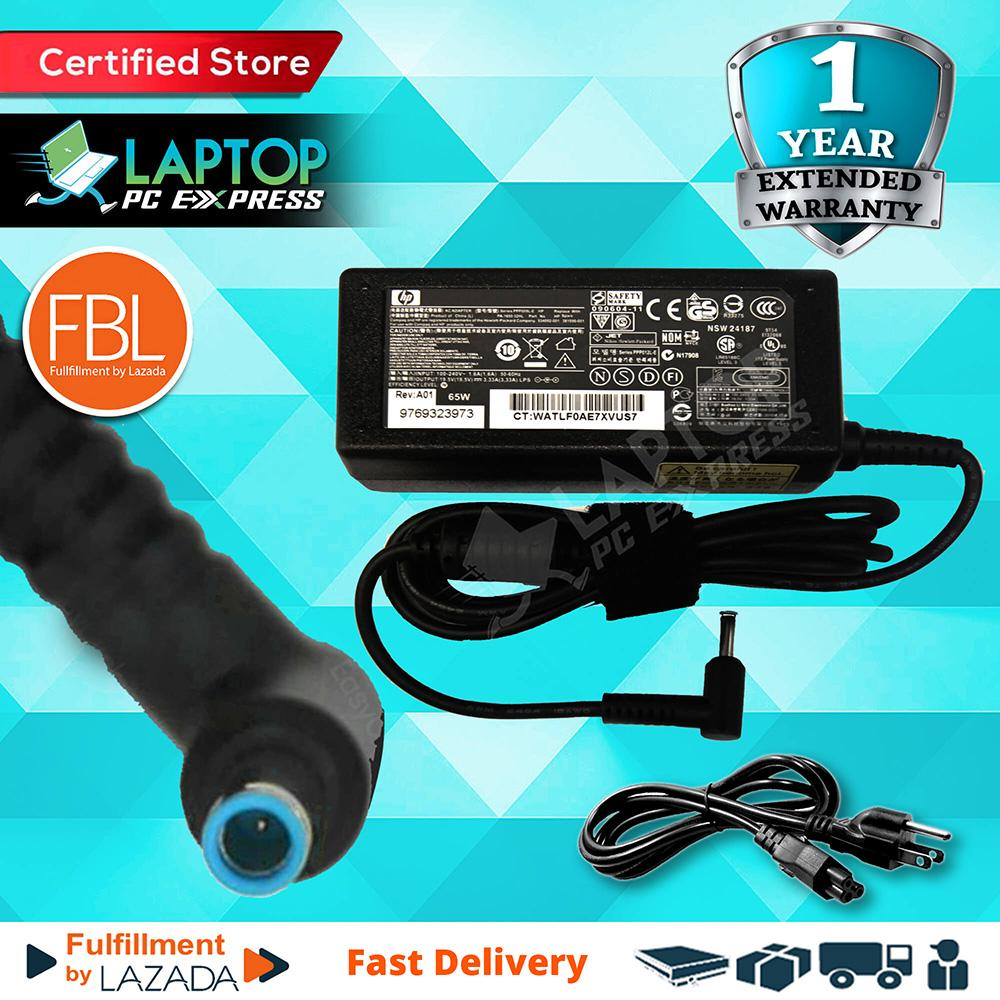 Laptop notebook charger 19 5v 3 33a 65w 4 5mm x 3 0mm for 255 G2, 255 G3,  HP 250 G2, 250 G3