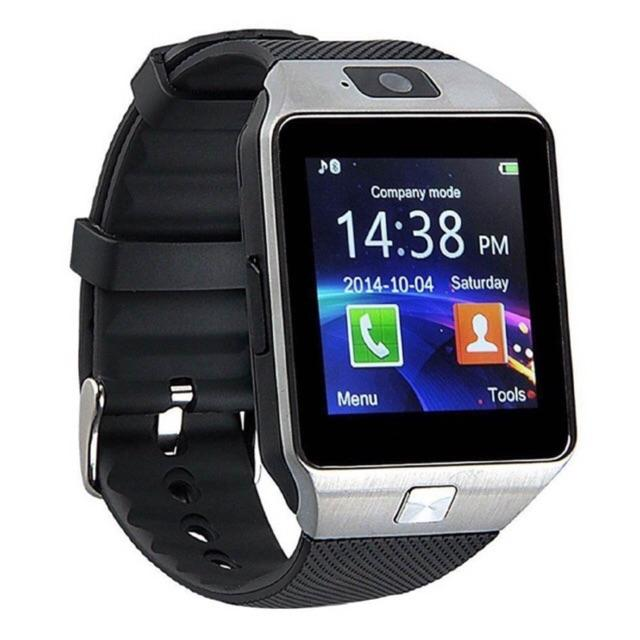 Dz09 High Quality Android Bluetooth Smart Watch With Camera And Sim Slot By Topmaxxshop.