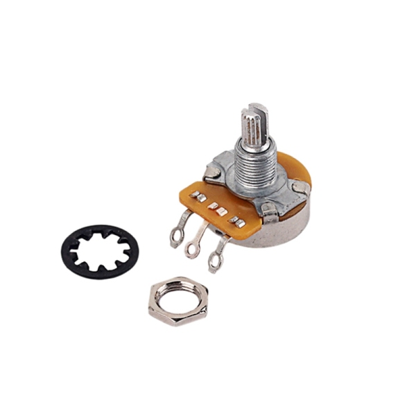 CTS Guitar Potentiometer 250K Copper Shaft Pot Effectively Reduce the Noise Scale More Accurately Malaysia