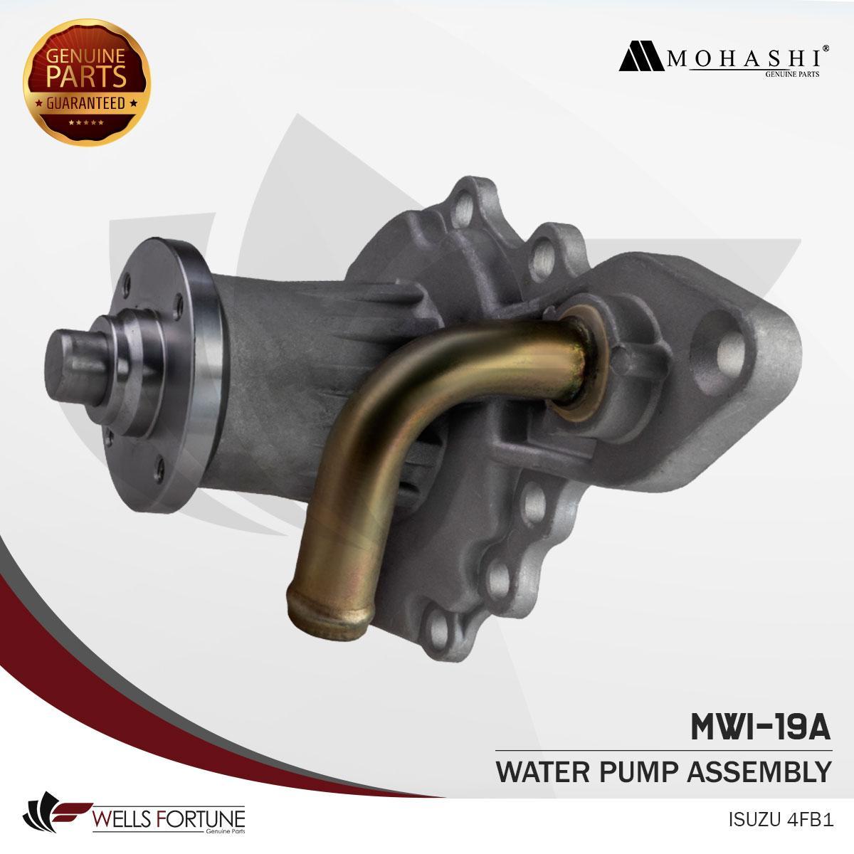 Isuzu Water Pump