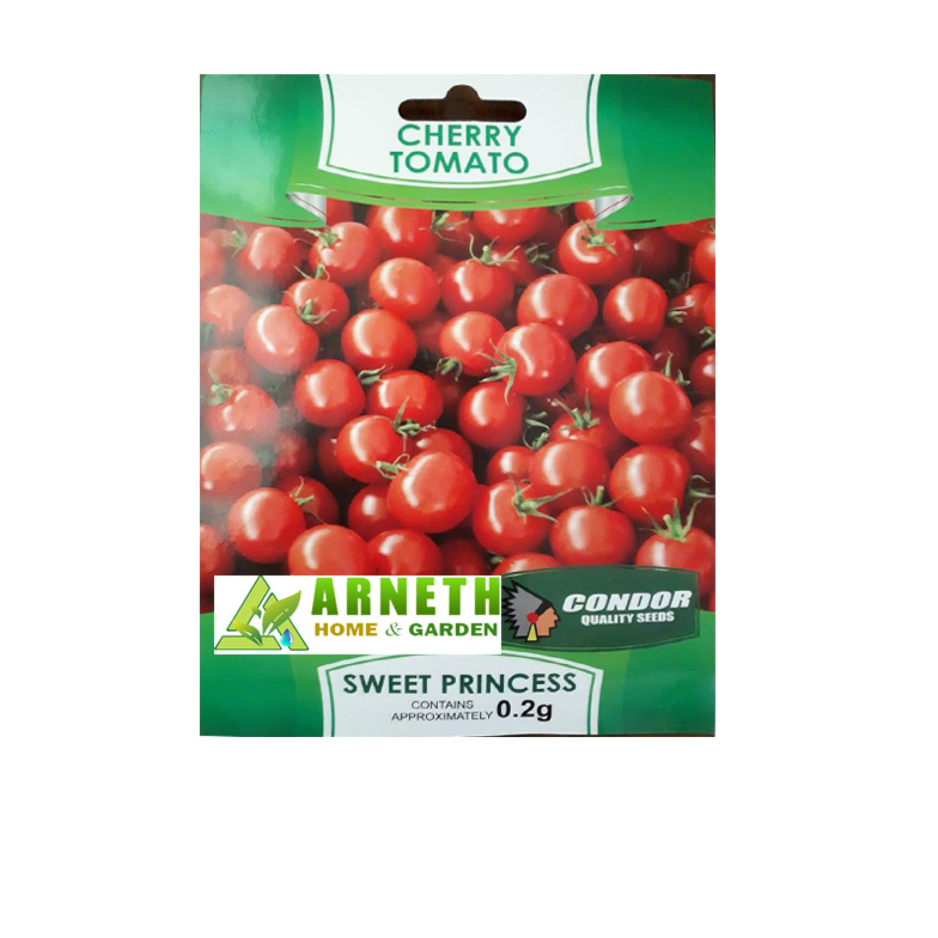 Hybrid Cherry Tomato (sweet Princess) Seeds By Arneth Home And Garden.