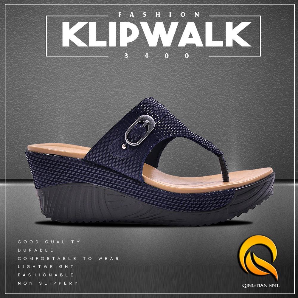 QTE 3400 KLIPWALK Wedge Sandals for Women
