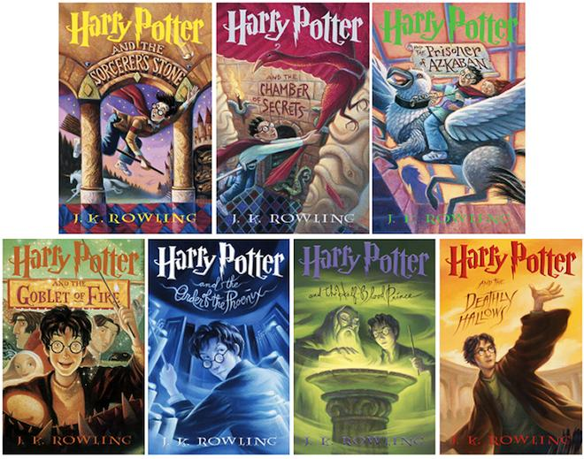 Harry download potter novel gratis ebook
