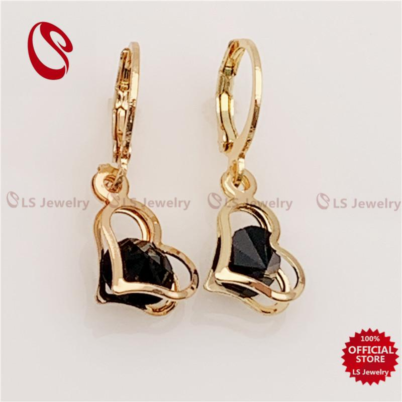 LSjewelry High,Quality Silver Plated Earring E140,S