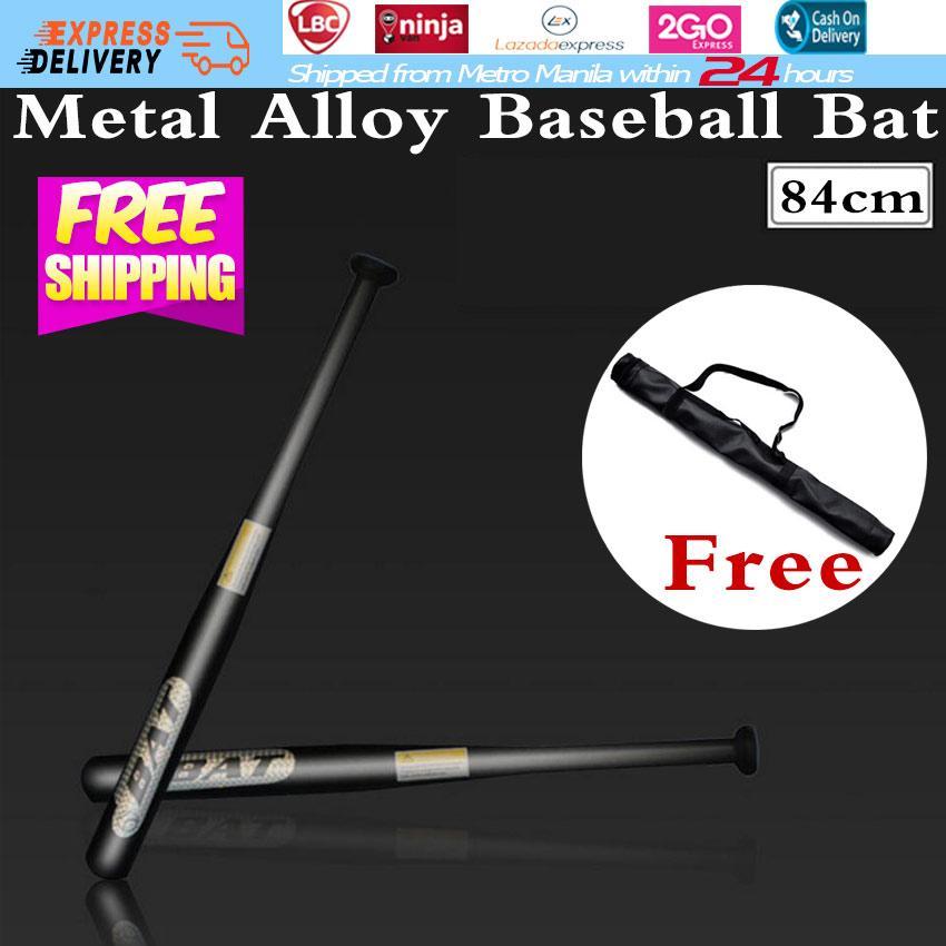 Free Baseball Bat Backpack 81cm Metal Alloy Racket Softball Cap Jersey Gloves