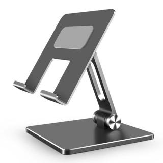 CAMILLE, Giá Đỡ Cho iPad Pro Mini Có Thể Gập Lại Hợp Kim Nhôm Máy Tính Để Bàn Hỗ Trợ Phụ Kiện Máy Tính Bảng Đứng, Tablet PC Stands Máy Tính Xách Tay Đứng thumbnail