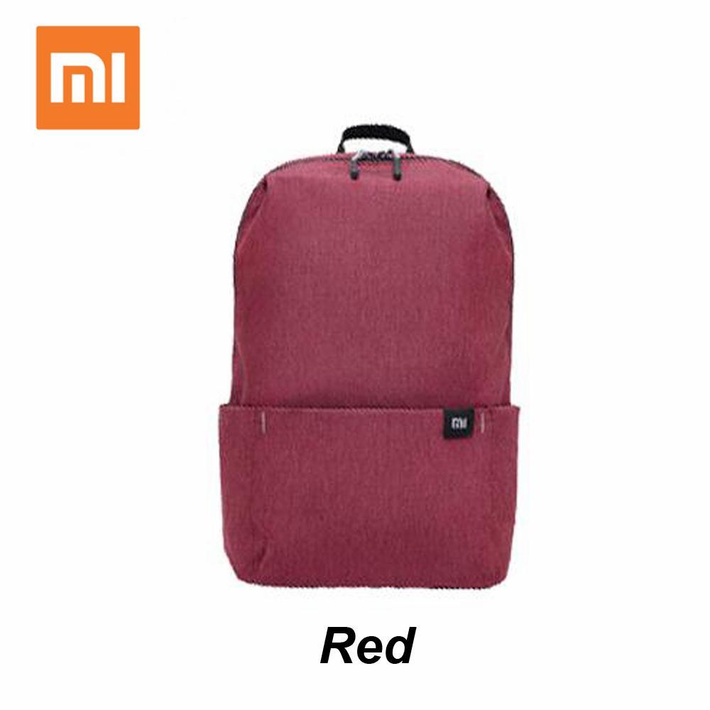 Men's Bags Backpacks Original Large Capacity Backpack Unisex Waterproof Bag Urban Leisure Chest Pack Bags Men Women Shoulder Bag Travel Backpack 10l
