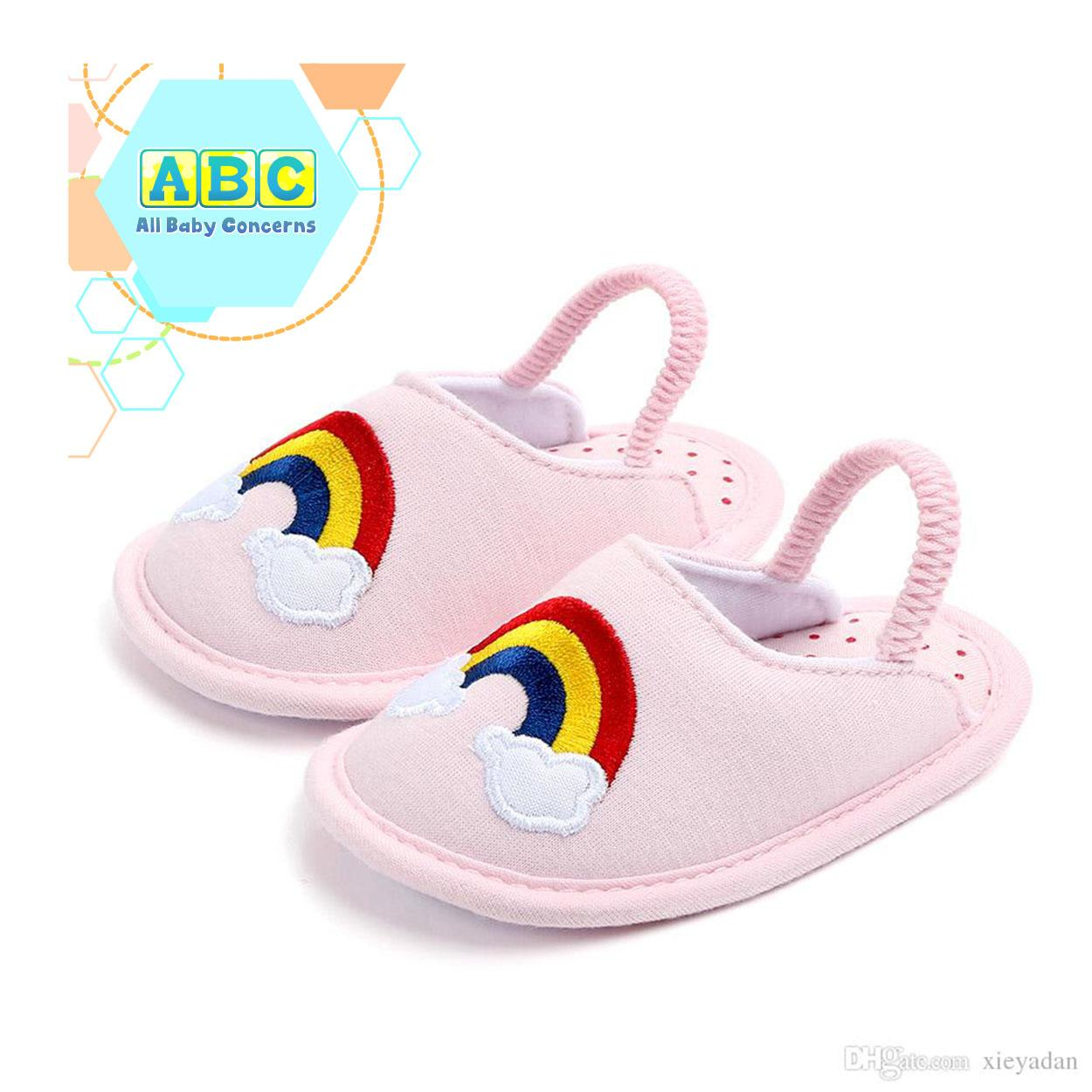 157287635af55 ABC Store YDMC-2 Newborn Baby Infant Slip-on Sneakers for Girls and boys