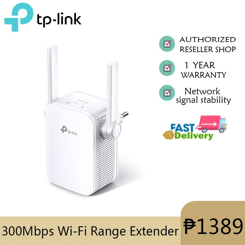 TP Link Philippines - TP Link Wi-Fi Range Extender for sale - prices