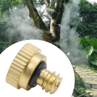 Giữ Ấm 1 Vòi Phun Nước Vòi Tưới Vườn Điều Chỉnh Được Vòi Phun Sương Phun Cỏ, Vòi Phun Sương Làm Mát Bằng Đồng Thau Áp Suất Thấp 3 16 Inch Đế Phun Đầu Phun thumbnail