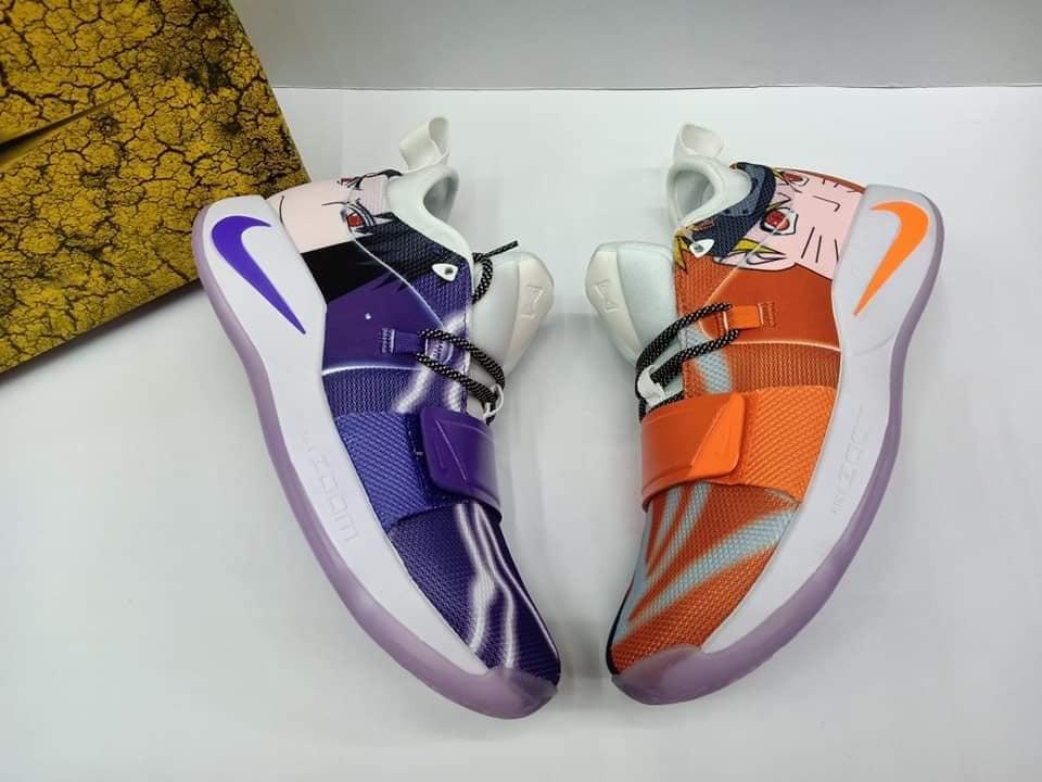 promo code 673ba 3dac6 N I K E Paul George PG 2.5 Naruto Original Equipment Manufacture OEM  Premium Quality Sneaker