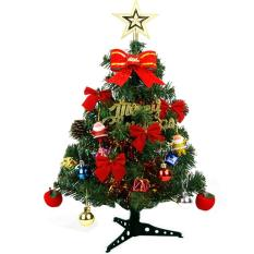 Trang trí cây thông Noel warmihome, trang trí bàn tiệc, quà tặng giáng sinh gia đình