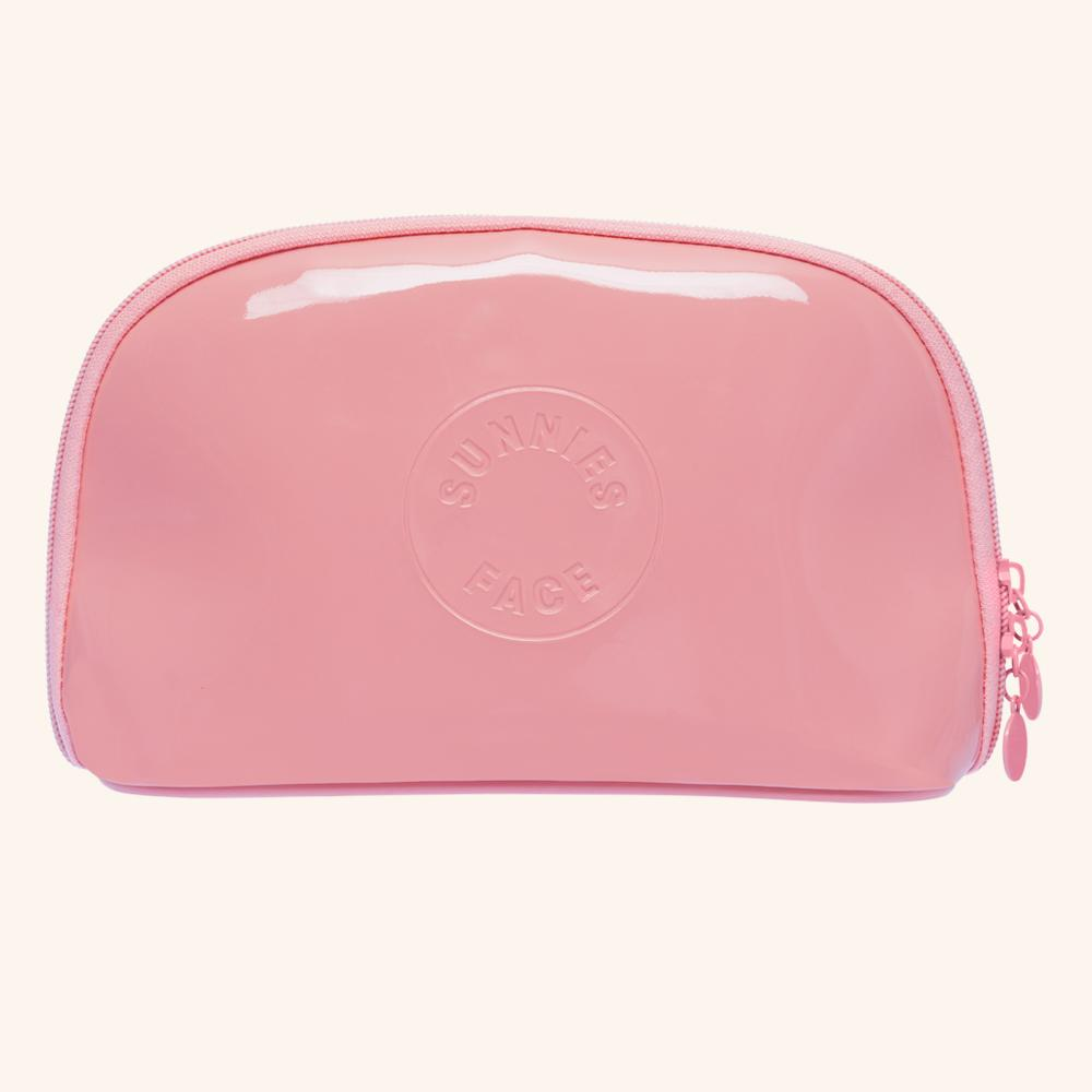 Sunnies Face Holiday Patent Pouch (Ballet Pink) Philippines