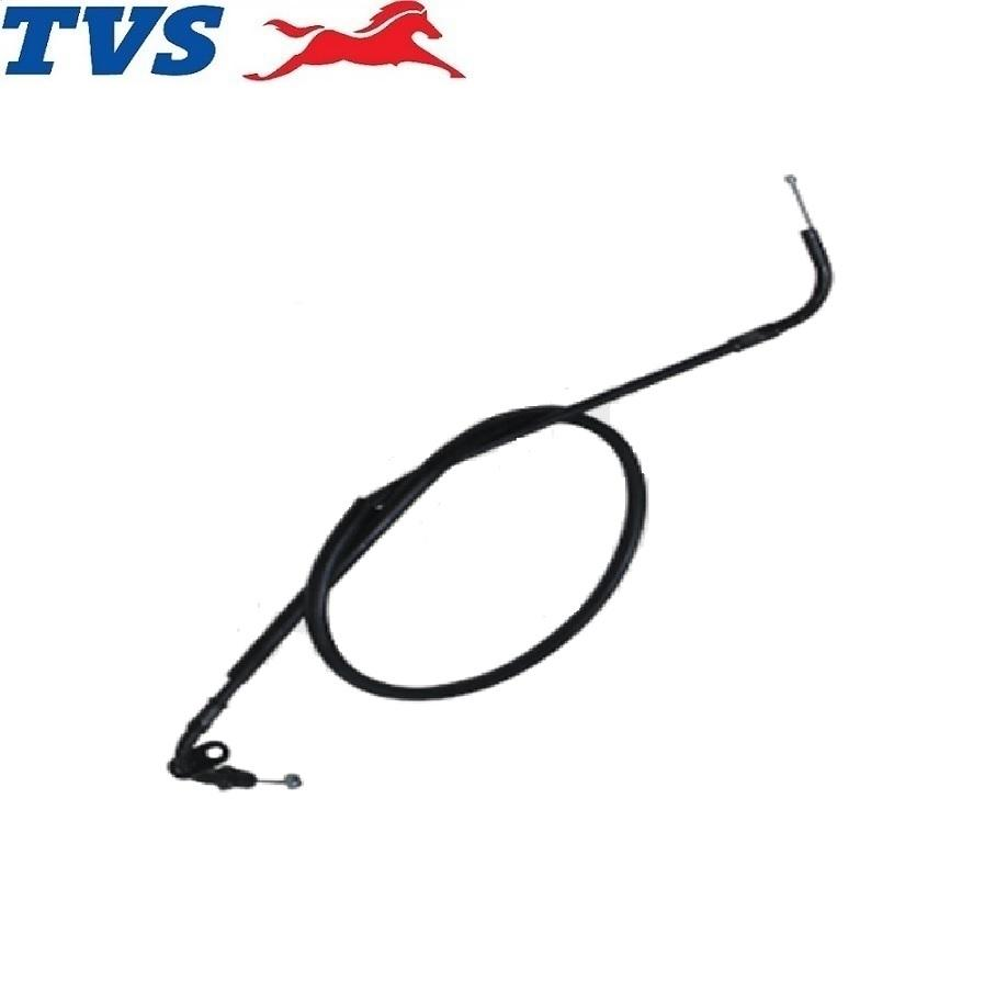 TVS APACHE 150-180 - THROTTLE CABLE ASSY NEW ( W O TPS ) ( P No  N9170340 )  TVS MOTORCYCLE GENUINE PARTS