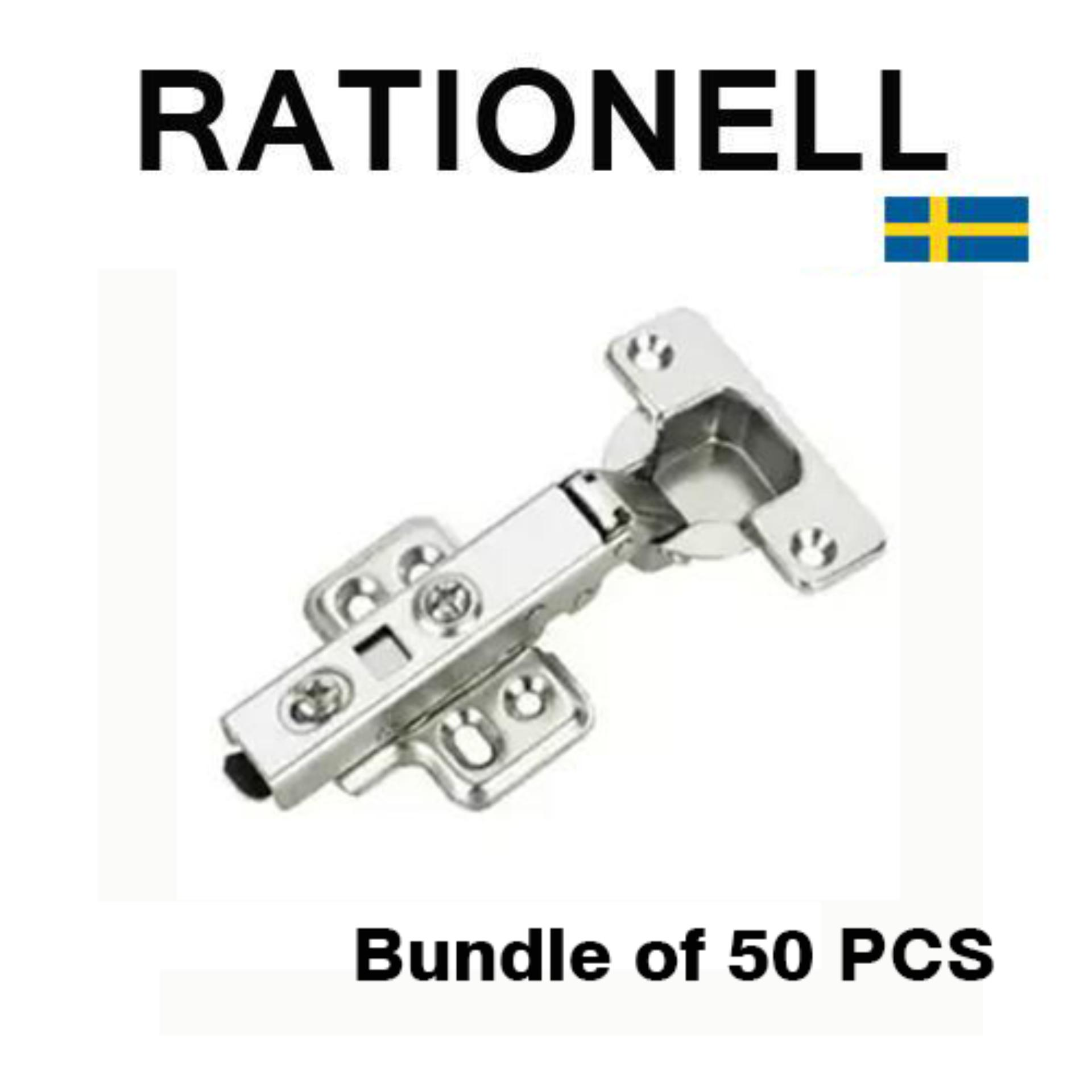 Brilliant Rationell Cabinet Concealed Hinge Soft Close Full Overlay1 Hydraulic Type Bundle Of 50Pcs Home Interior And Landscaping Ologienasavecom