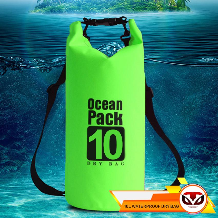 29acb65191c D D 10L Ocean Pack Waterproof Storage Dry Bag Pouch for Boating Kayaking  Hiking surfing