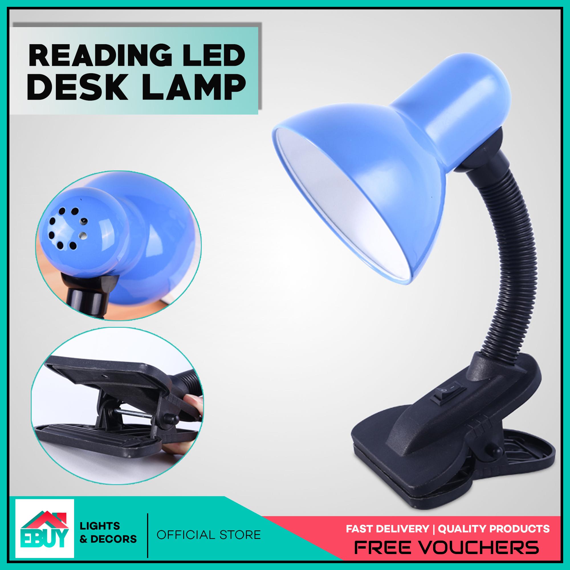 Desk Lamp Led Table Lamp Office Led Reading Led Desk Table Lamp Lazada Ph