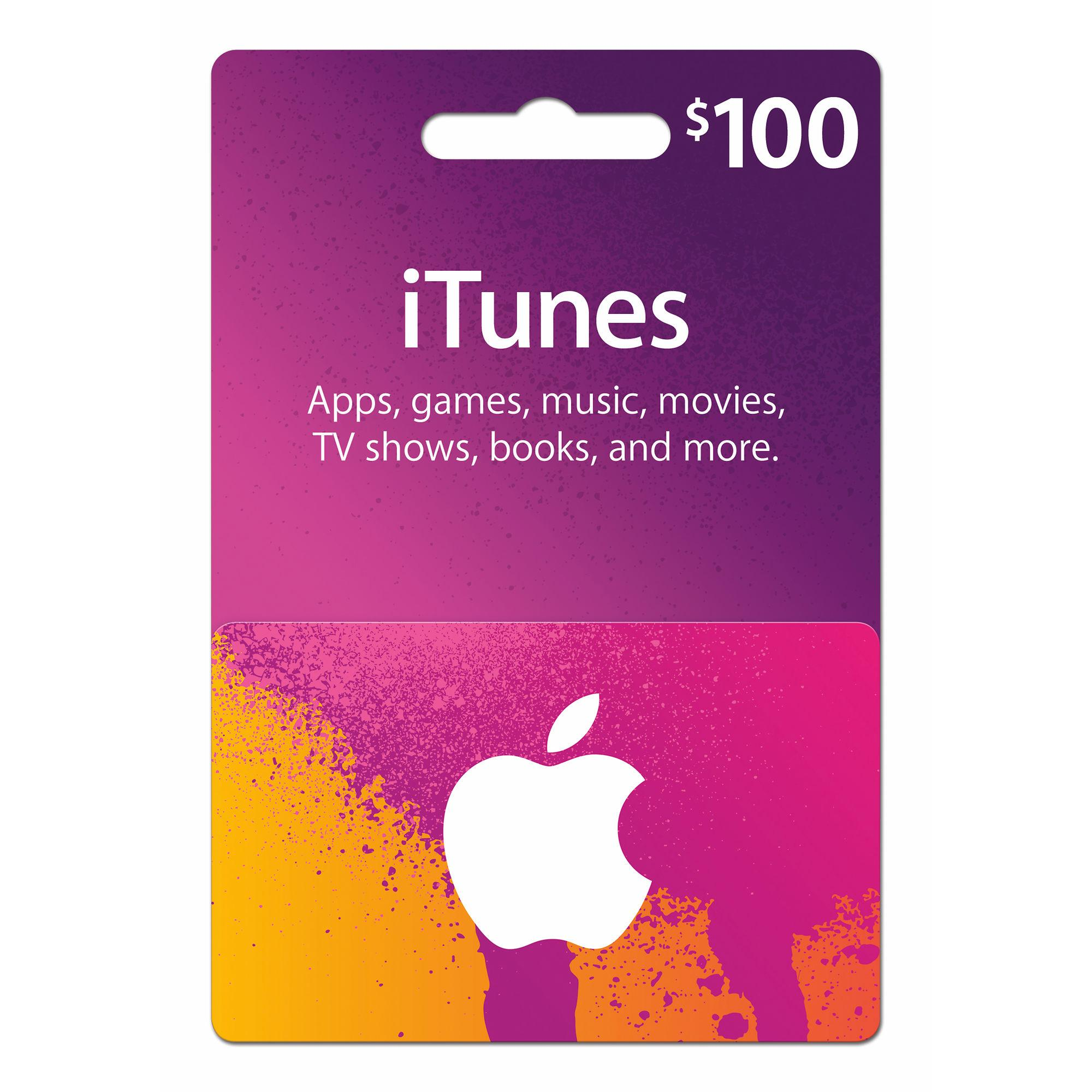100 Us App Store Itunes Gift Card Fast E Mail Delivery