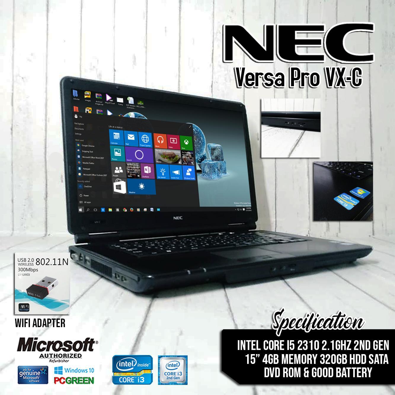 Nec Computer & Laptops Philippines - Nec Computer, Laptop, CPU & PC