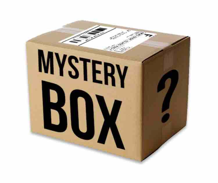 Mystery Box Chance To Win Redminote 7 By Personal Collection Merchandise.