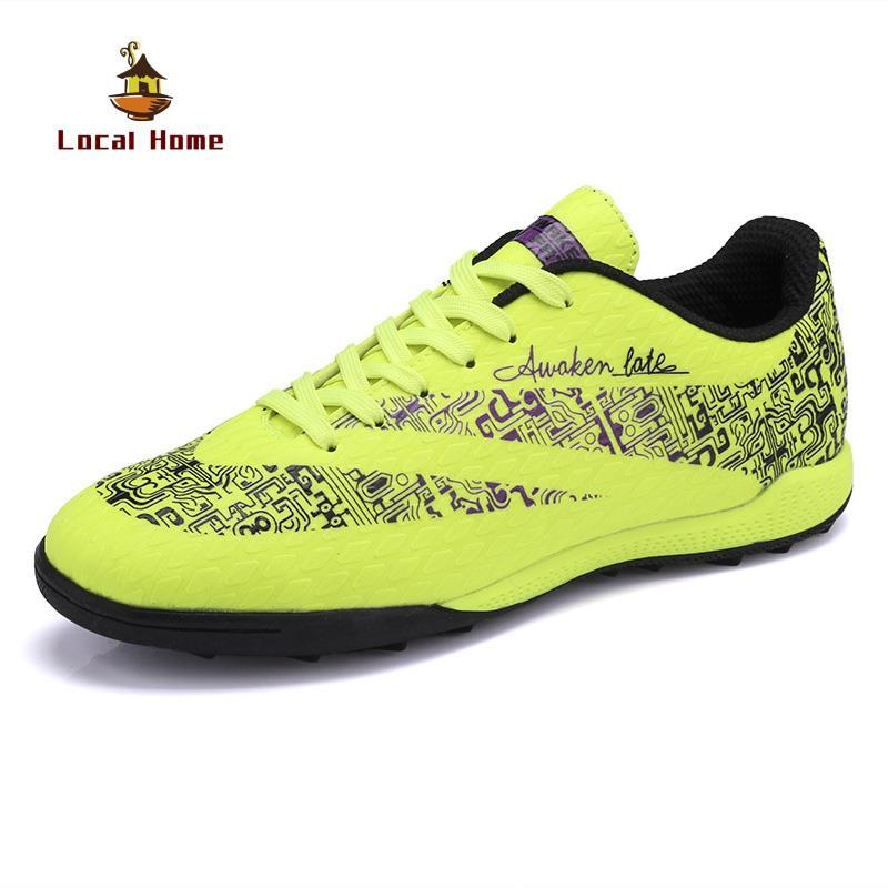 Futsal Shoes Men's Football Training For Children Football Shoes