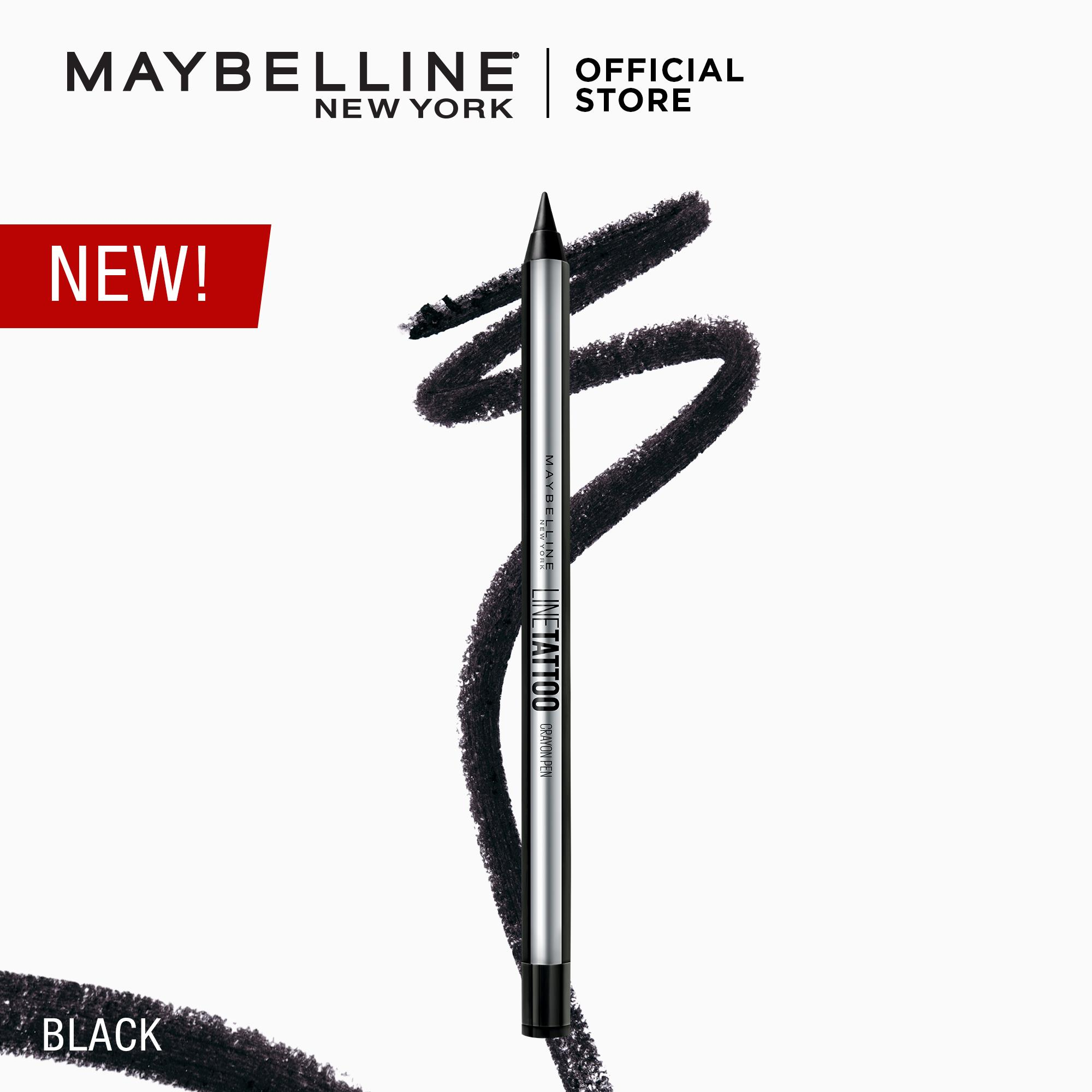 Line Tattoo Crayon By Maybelline By Maybelline.