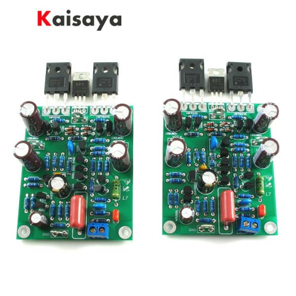 2pcs new Class AB MOSFET IRFP240 IRFP9240 L7 Audio HIFI Power Amplifier DUAL-CHANNEL 300W to 350WX2 Amplifier Board Malaysia