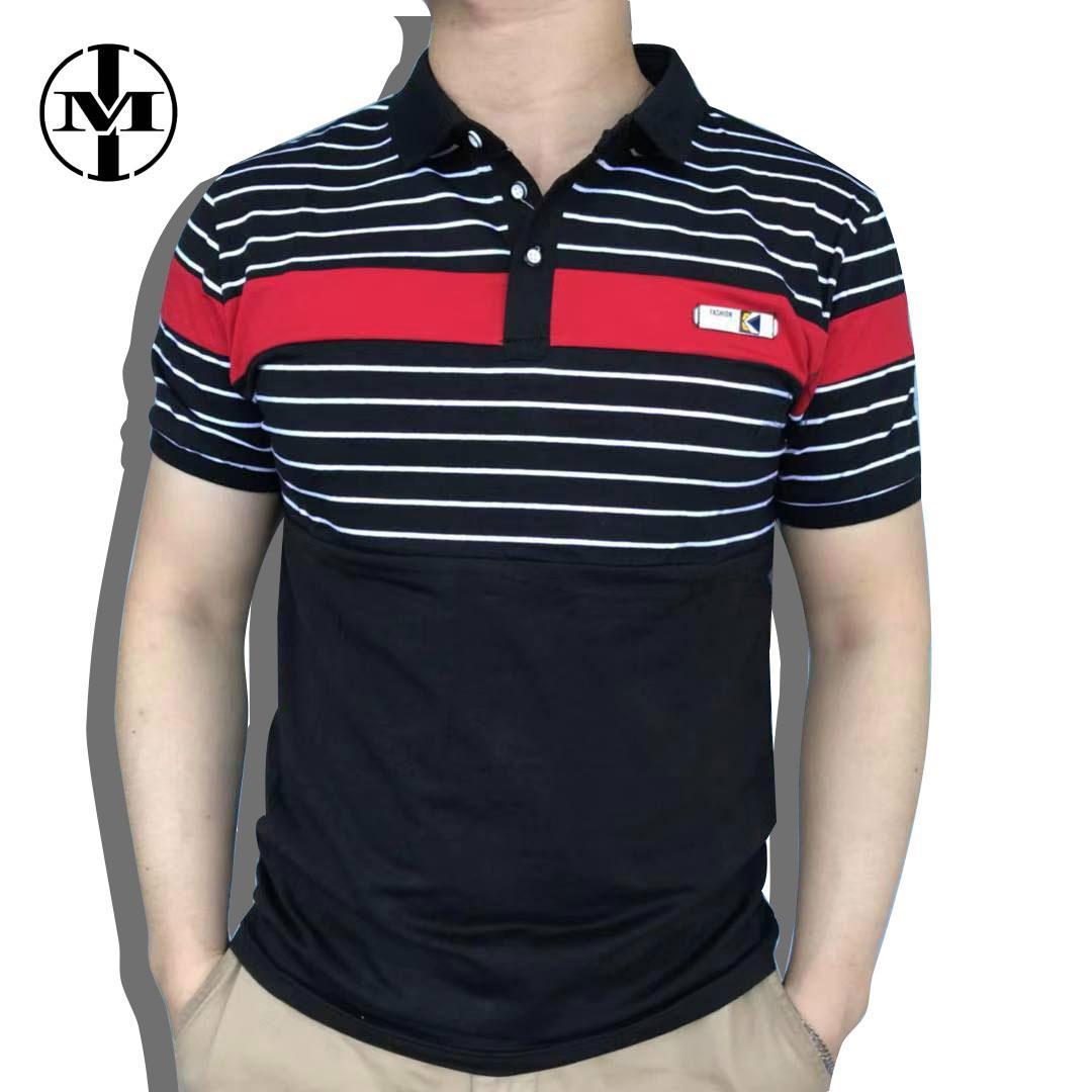 851885b3c55c5 LUCKY  H30 korean fashion cotton polo shirt for men