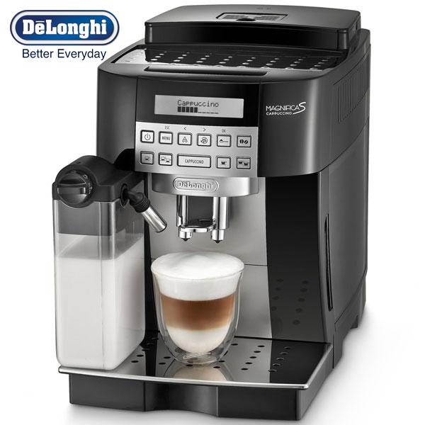 DeLonghi Fully Automatic Coffee Machine - Magnifica S Cappuccino ECAM 22 360