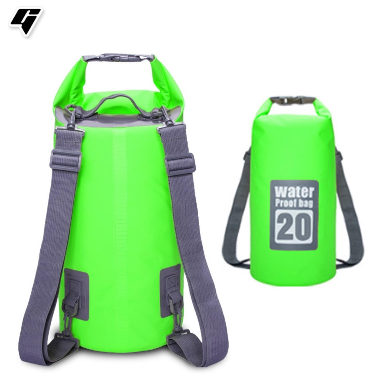 20L Water Proof Dry Bag image on snachetto.com