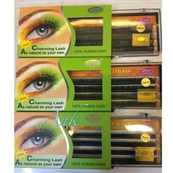 Human Hair Eyelash Extension By Real Kolections.