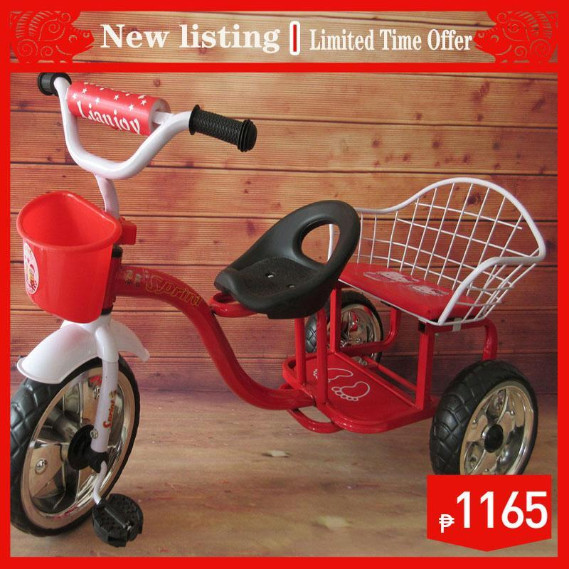 142ff559a9a Children's Learning Bike Tricycle Trike Three Wheel Bike for Kids {new  product}