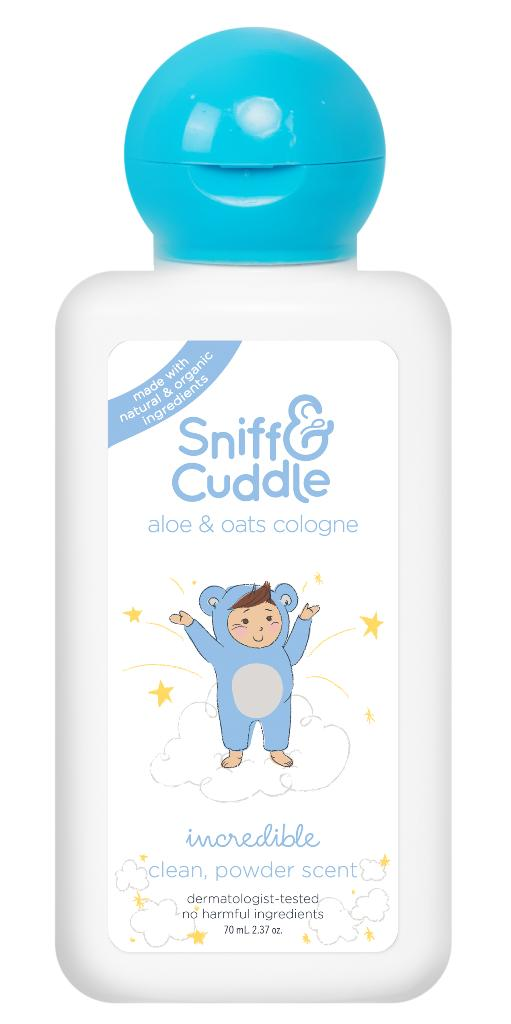 Sniff And Cuddle Cologne 70 Ml Incredible By Zenzest.
