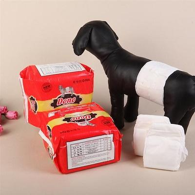 Dono Male Wrap Dog Diaper (extra Small) 14s By Majorie1.