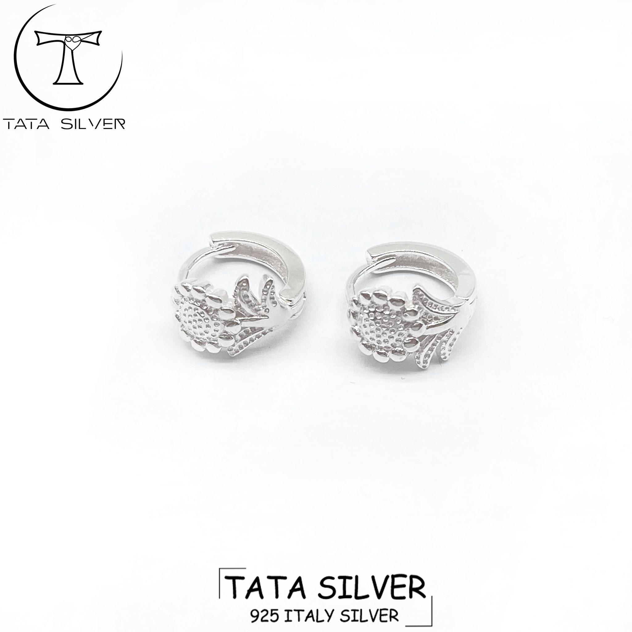 Tata Silver Pure 92 5 Italy New