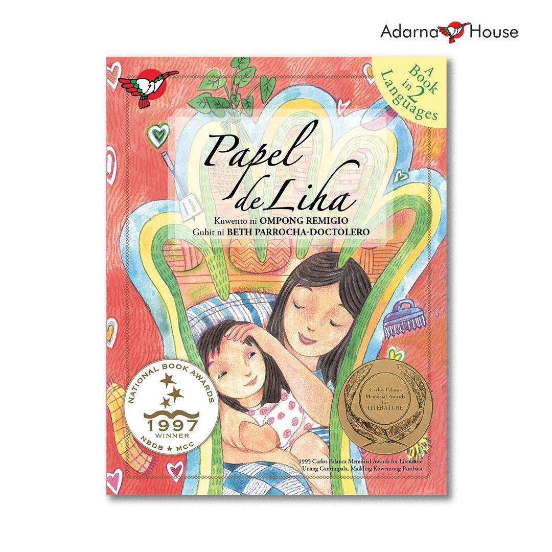 Papel de Liha Storybook - for Grade 2, Bilingual Filipino with English  Translation