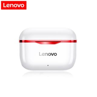 Tai nghe không dây LENOVO LP1 TWS bluetooth 5.0 tai nghe thể thao chống nước IPX4 đi kèm hộp sạc 300mAh giảm tiếng ồn ở chế độ âm thanh nổi hỗ trợ tổng cộng 12 giờ phát nhạc thumbnail