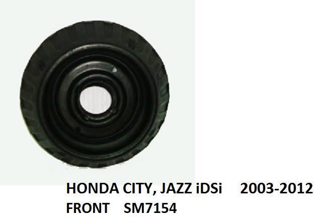 2pcs of SM7154 KAYABA Shock Mount Front W/O Bearing for City, Jazz 1.2
