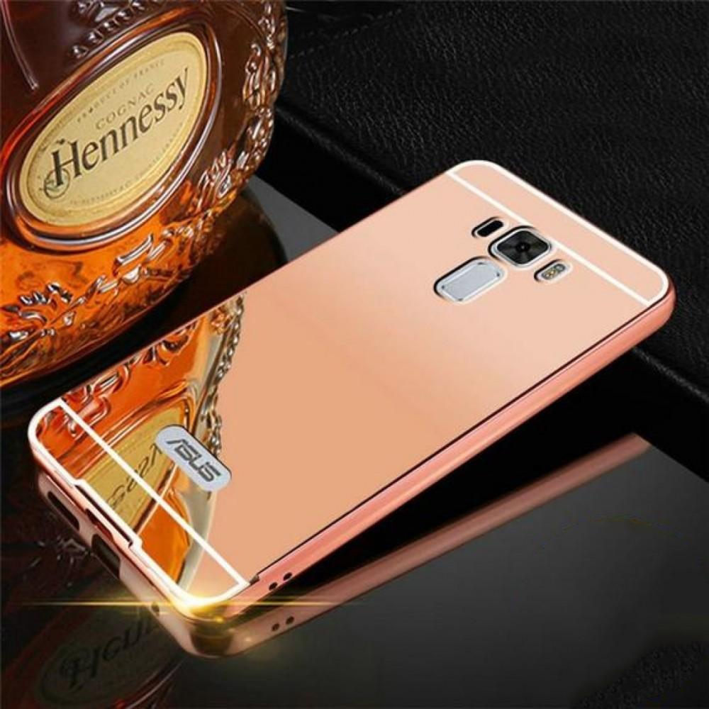 ... Ultra Thin Detachable Metal Aluminum Frame Bumper Acrylic Back Panel Mirror CasePHP170. PHP 170