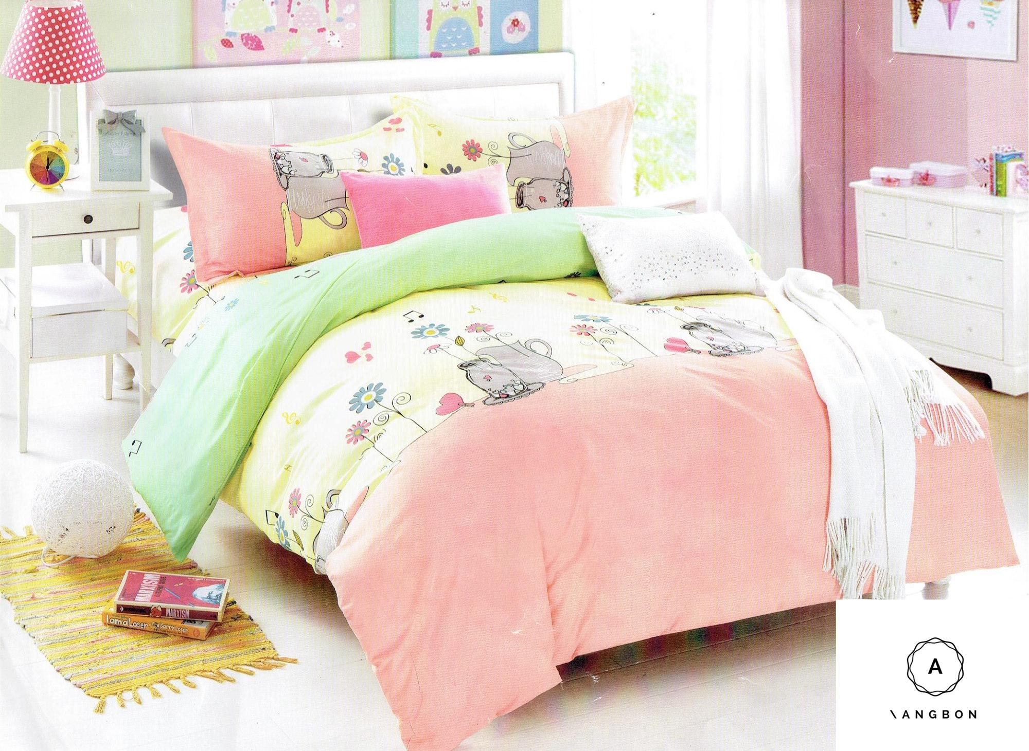 Bed Sheet For Sale Covers Prices Brands Review In Apparatus Folding Fitted Sheets Diagram And Image Angbon 3in1 Single Size Bedding Set Poly Cotton 3675