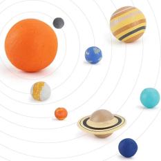 Đồ Chơi Giáo Dục Vũ Trụ L8Z8YMB Dành Cho Trẻ Em, Mô Hình Mô Hình Nhựa Sao Hỏa Thủy Ngân Mô Phỏng Hệ Mặt Trời Hành Tinh, Hệ Thống Hành Tinh Vũ Trụ