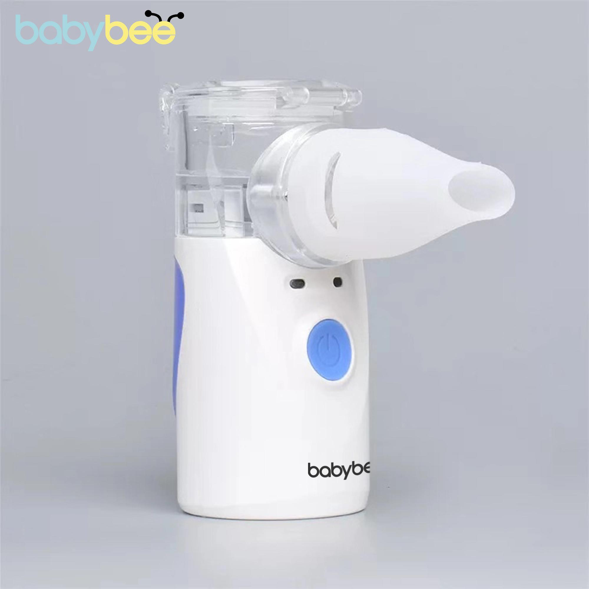Portable Nebulizer Inhaler And Handheld Vaporizers For Kids, Adults From Babybee By Savemore Solutions.