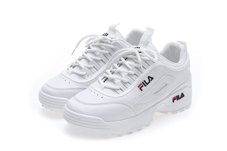 the best attitude 4d078 91bd5 Fashion Design FILA Disruptor 2 For Women Shoes