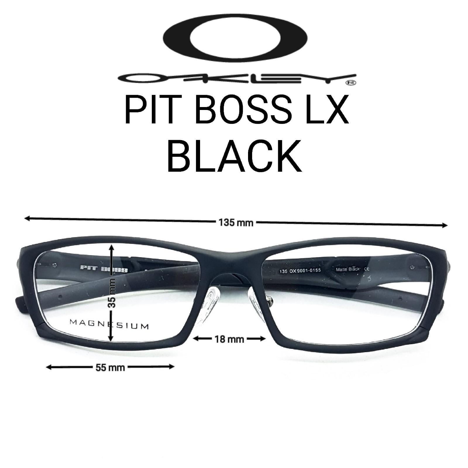 Pit Boss Eyeglasses -Ferarri Edition